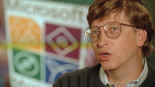 Bill Gates became the world's richest man in 1995.