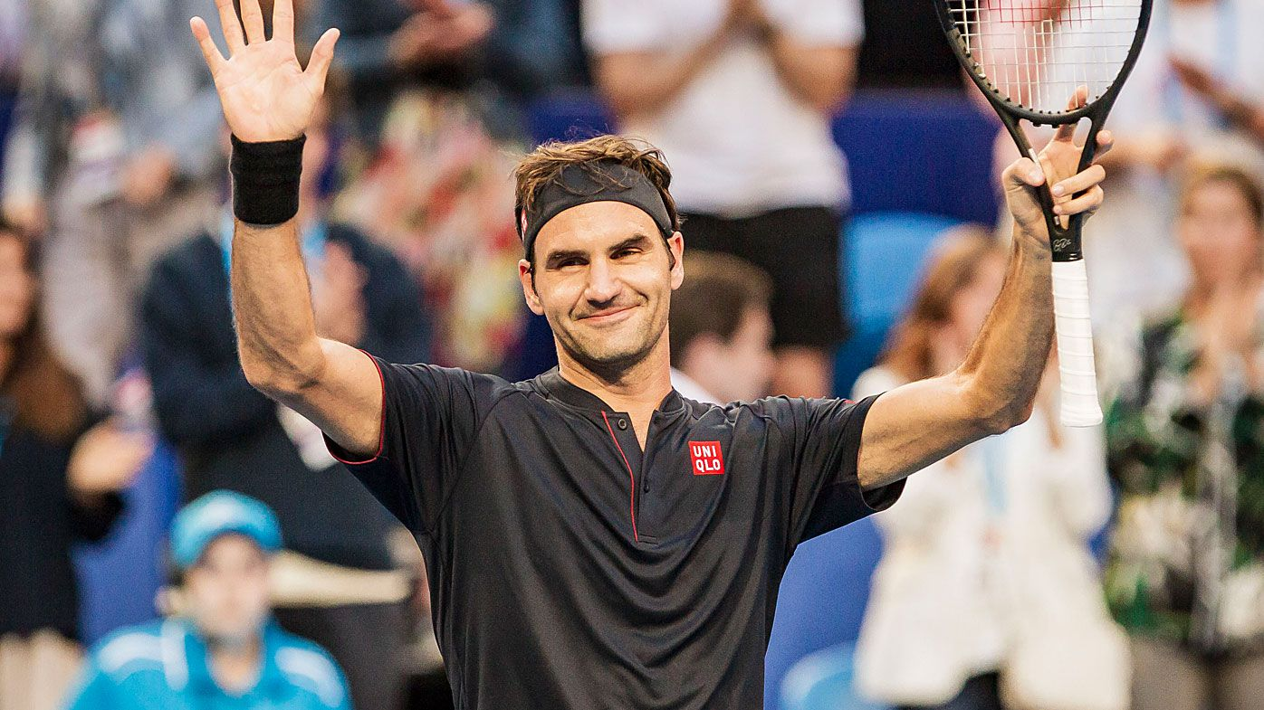Tennis: Hopman Cup day two rolling coverage: Federer gives Switzerland advantage