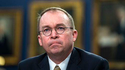 Mulvaney Surprises Bolton Allies With Impeachment Suit — WashPost