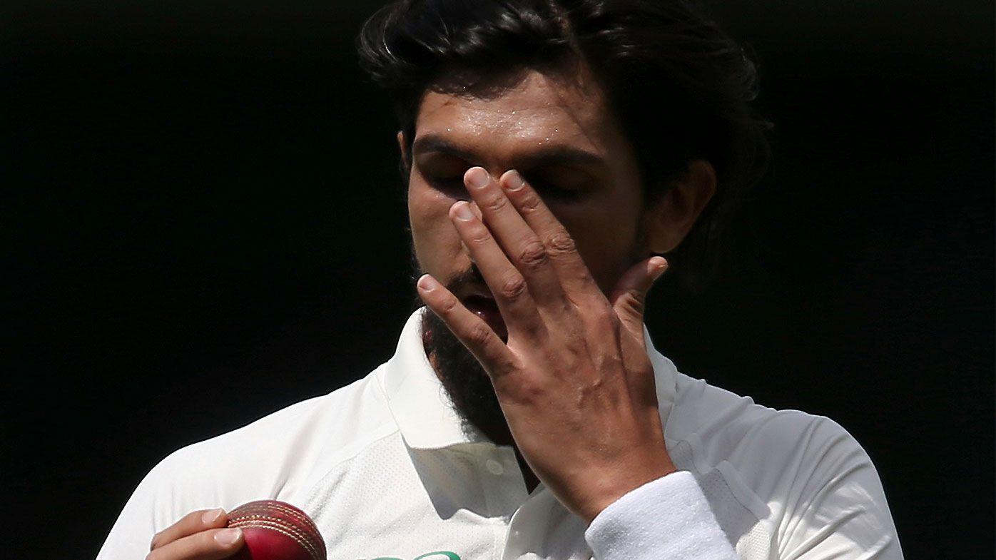 Ishant Sharma left furious at no-balls despite thrilling first Test victory