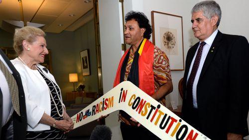 Constitution needs to deal with racism: WA MP Ken Wyatt