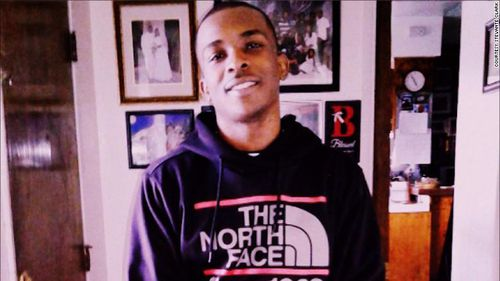 Stephon Clark was shot and killed by police in his grandmother's backyard (SUPPLIED)