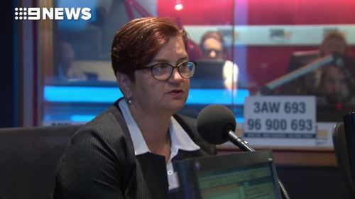 CFA chief executive Frances Driver has come under fire for the way she has handled the hazing incident.