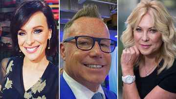 Natarsha Belling, Tim Bailey and Kerri-Anne Kennerley are among high profile names cut from Network 10 in its latest restructure.