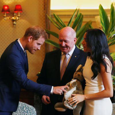 Royal Tour Day 1: Sydney, October 16th, 2018.