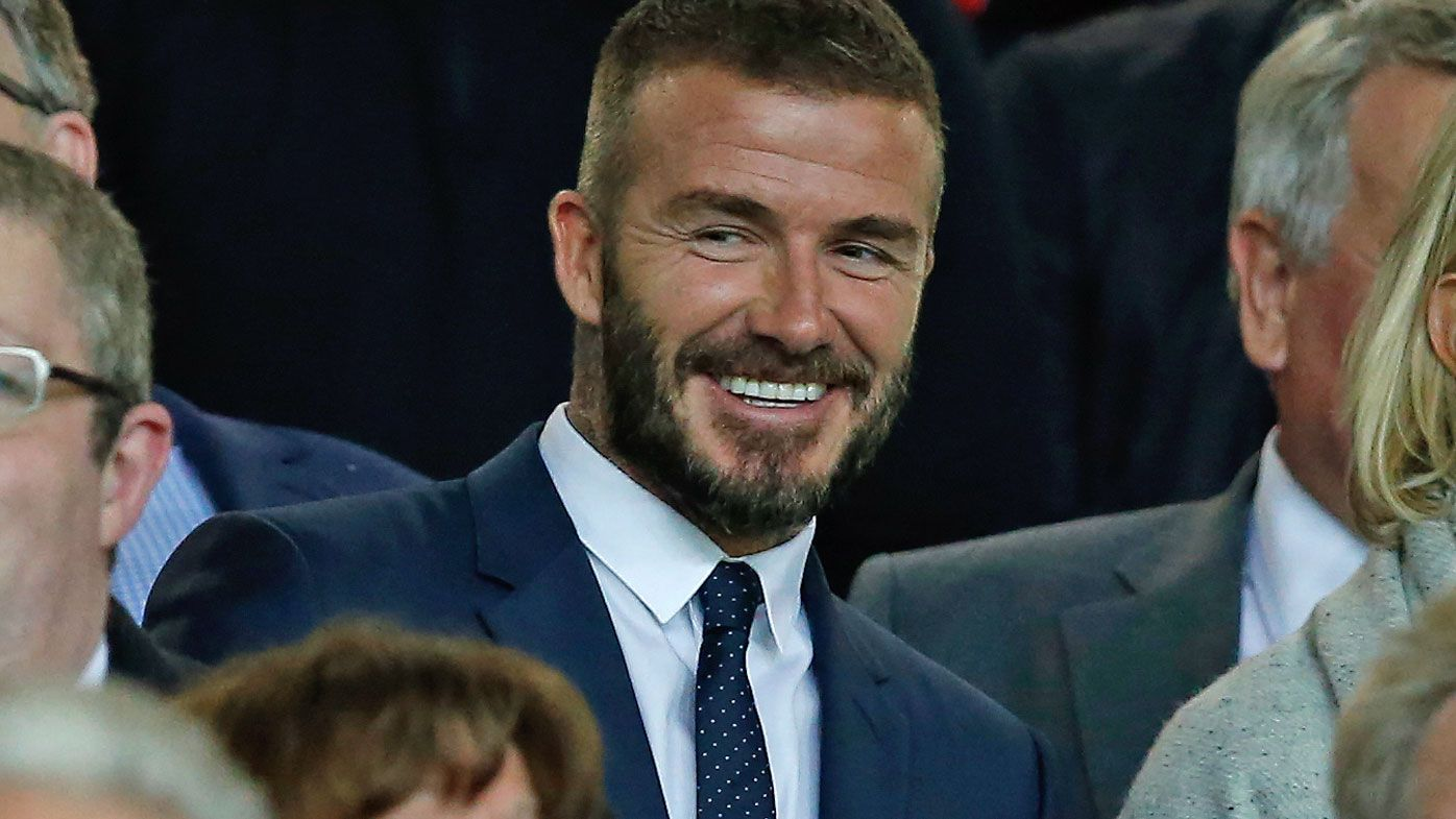 David Beckham invited to Sydney FC A-League derby: reports
