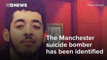 Who was the Manchester suicide bomber?