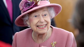 Well wishes for Queen after she's forced to cancel trip