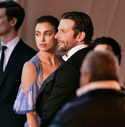 <p>In late March 2017, model Irina Shayk and actor Bradley Cooper welcomed their first baby, a daughter named Lea de Seine Shayk Cooper.</p>