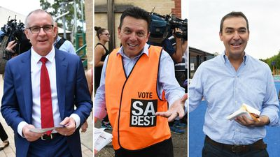 All the action from the South Australia election