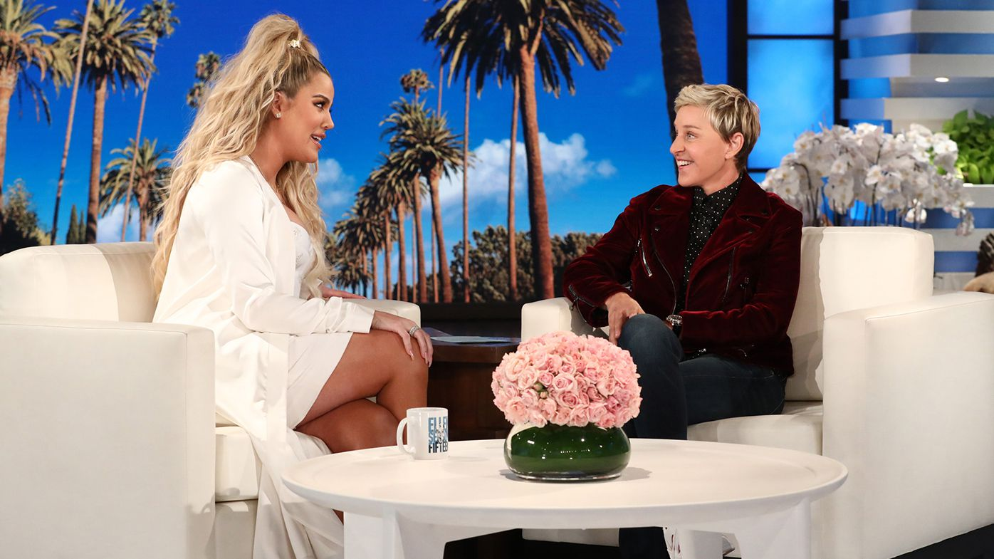 Khloe Kardashian will reveal baby's gender on family TV show