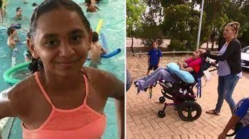 Family desperate for answers after girl disabled by electricity