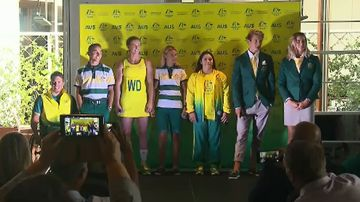 Commonwealth Games uniforms feature recycled plastic