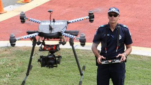 The Drone Wars: Queensland police to deploy drones in the hunt for crims