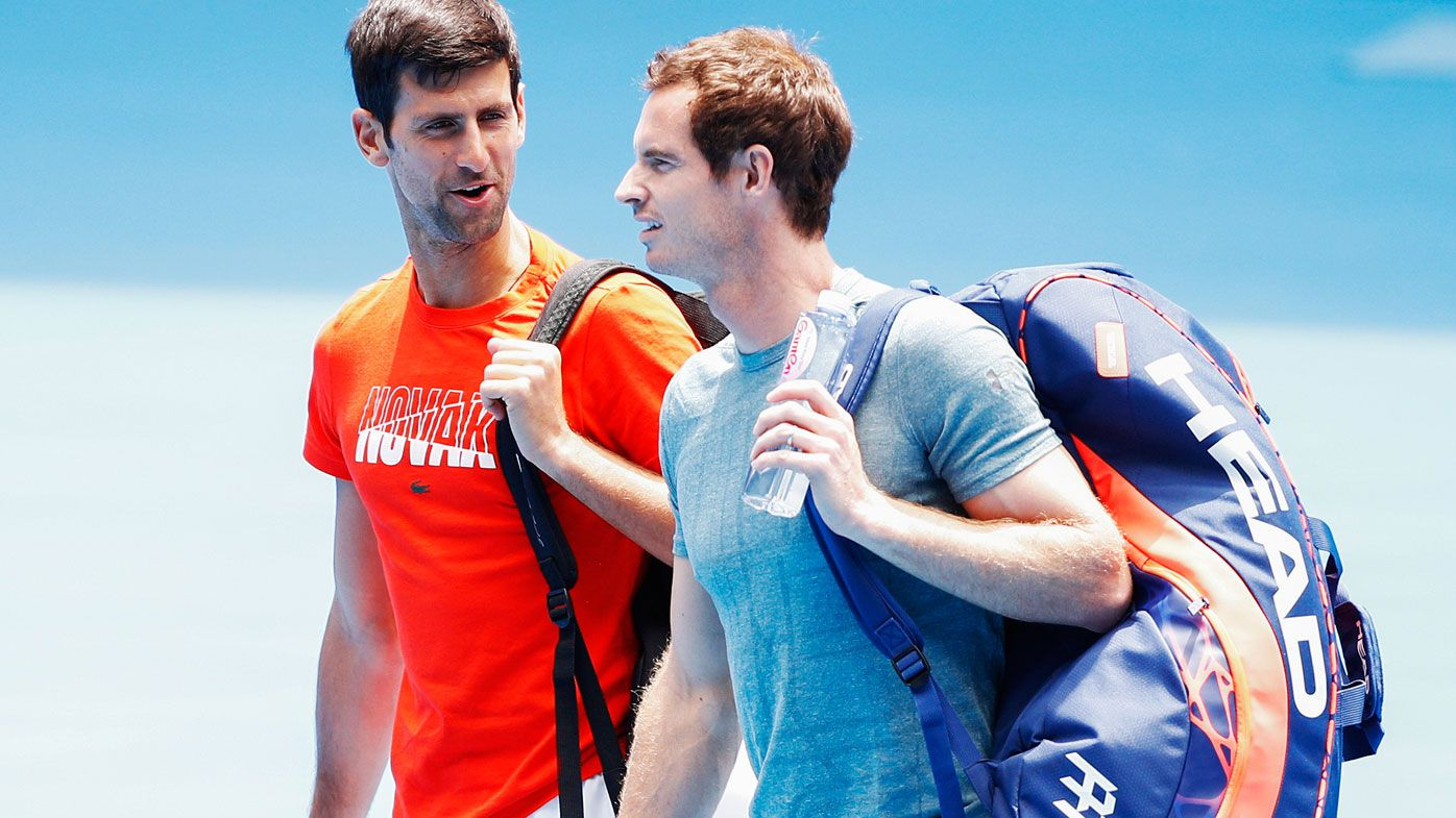 'Happy Slam': Djokovic back to where it all began at Aussie Open