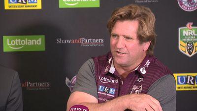 Des Hasler returns as Manly coach after seven year break