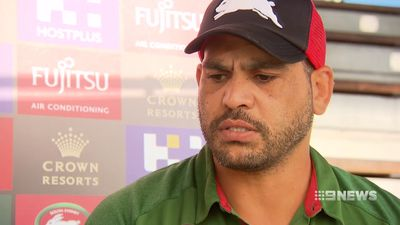 NRL: South Sydney coach leaves door open for Greg Inglis to make shock return