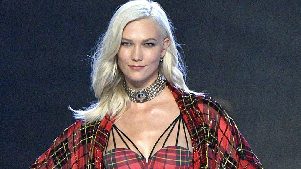 Karlie Kloss slams Victoria's Secret critics