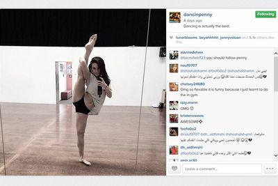 @dancinpenny: Dancing is actually the best.