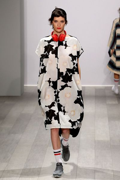 """<p><a href=""""http://style.nine.com.au/2017/05/19/12/18/akira-isogawa-australian-fashion-week"""" target=""""_blank"""" draggable=""""false""""><strong>Akira</strong></a></p> <p>Akira's clothes can be intimidating but this sporty collection delivered ease and accessibility without compromising on design vigour and technique. The master at winning work.</p>"""