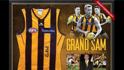 AFL website blunder names Sam Mitchell as Brownlow Medal winner