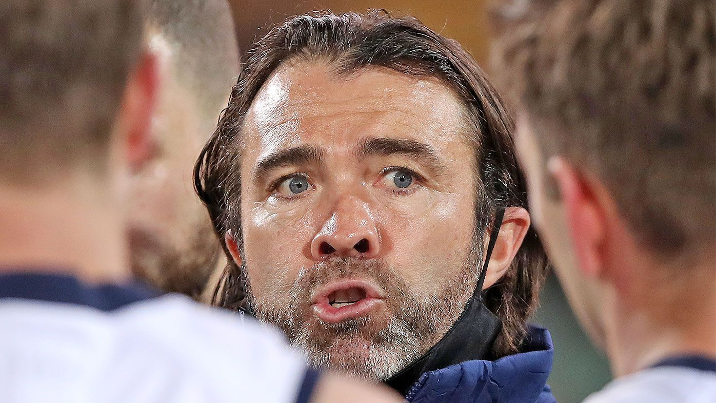 Craig Hutchison says early finals exit could spell end of Chris Scott's tenure at Geelong