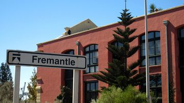 Fremantle considering name change to word mayor can't say