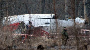 The 2010 Polish presidential plane crash. (AFP)
