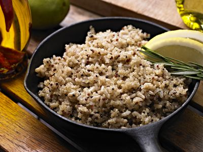 <strong>Swap quinoa for...</strong>