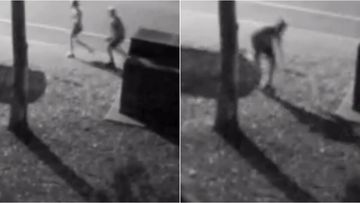 Police have released CCTV footage of a man they want to speak with after a female jogger was attacked in Adelaide's south west last week.