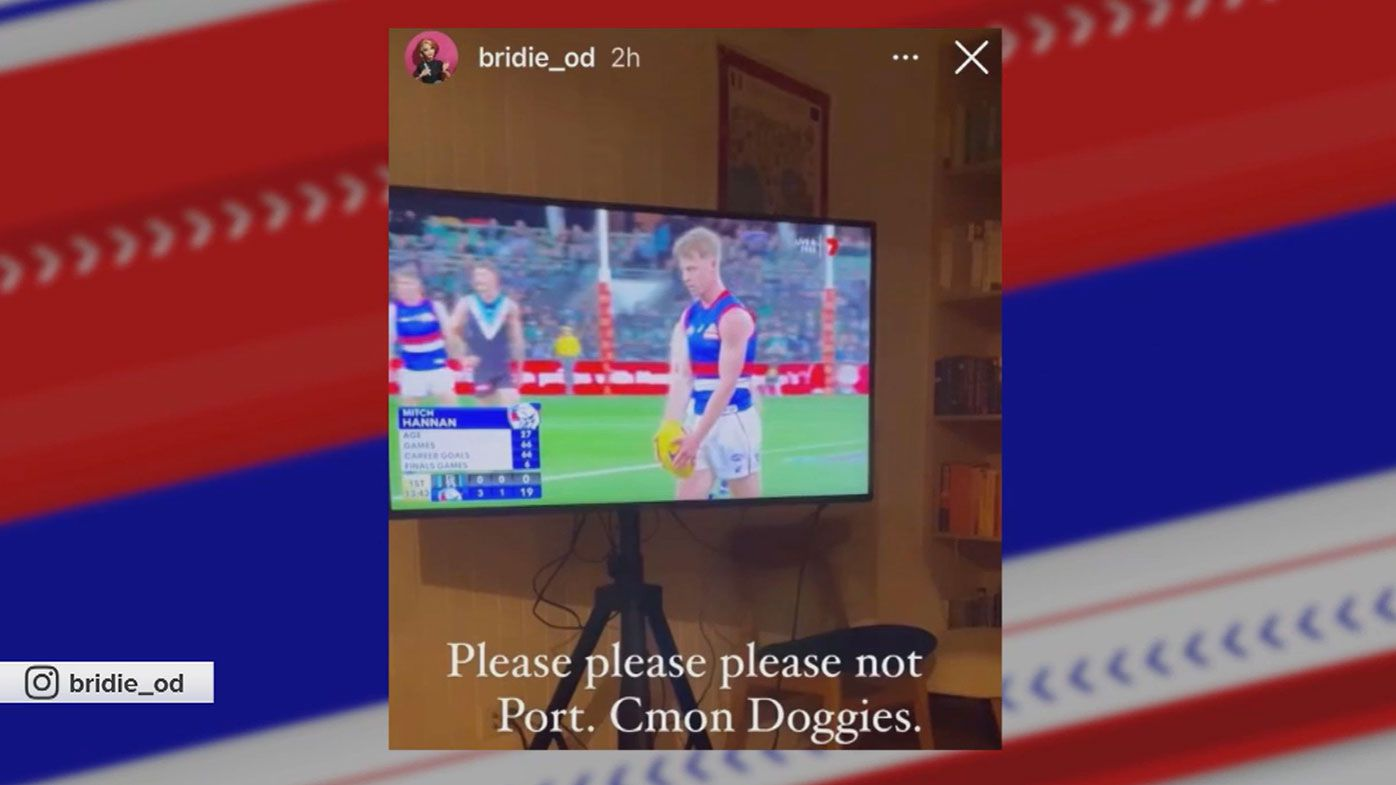Collingwood board member Bridie O'Donnell announces resignation after questionable Instagram post