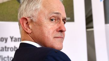 Malcolm Turnbull. (AAP)