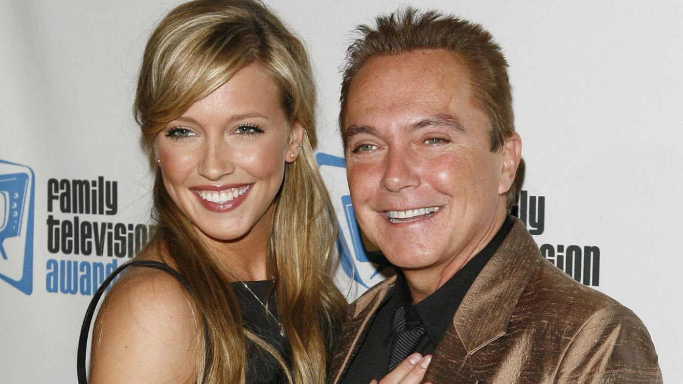 David Cassidy Cuts Estranged Daughter Katie Cassidy Out of His Will
