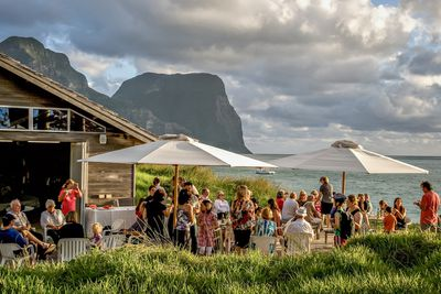 <strong>Perfect for families with young children: Pinetrees Lodge, Lord Howe Island</strong>