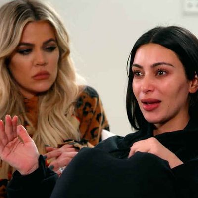 That time Kim was robbed at gunpoint in Paris