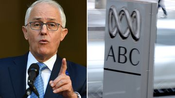 PM disappointed in ABC's 'lack of quality journalism'