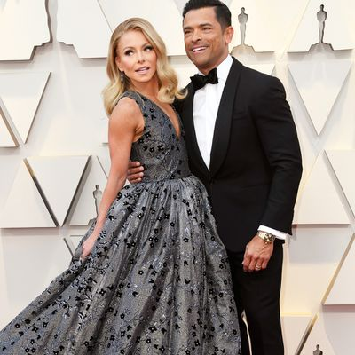 Kelly Ripa and Mark Consuelos: Together since 1995