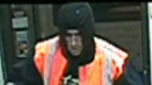 Hooded bandit sought after Adelaide robbery spree