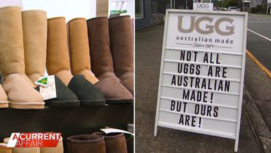 The 'David and Goliath battle' over iconic Aussie Ugg boots.
