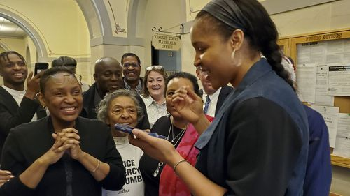 Maya Moore, pictured in March, calling Jonathan Irons after Cole County Judge Dan Green overturned his convictions in a 1997 burglary and assault case.