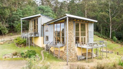 <strong>Eco holiday homes in Tasmania</strong>