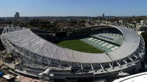 The announcement came came after the NSW Government said it would demolish Allianz Stadium in a few weeks.