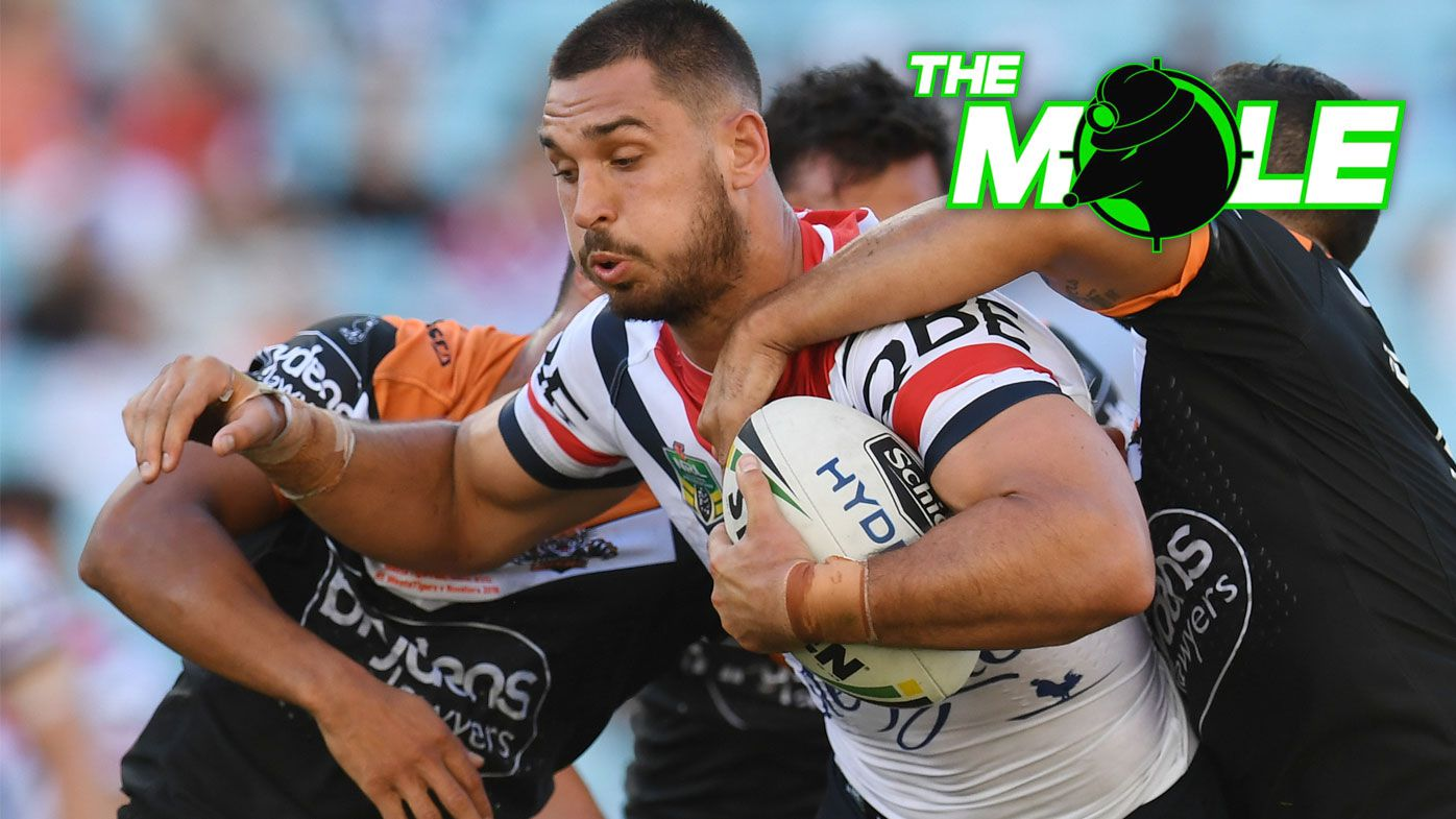NRL: Wests Tigers poised to sign Sydney Roosters utility Ryan Matterson