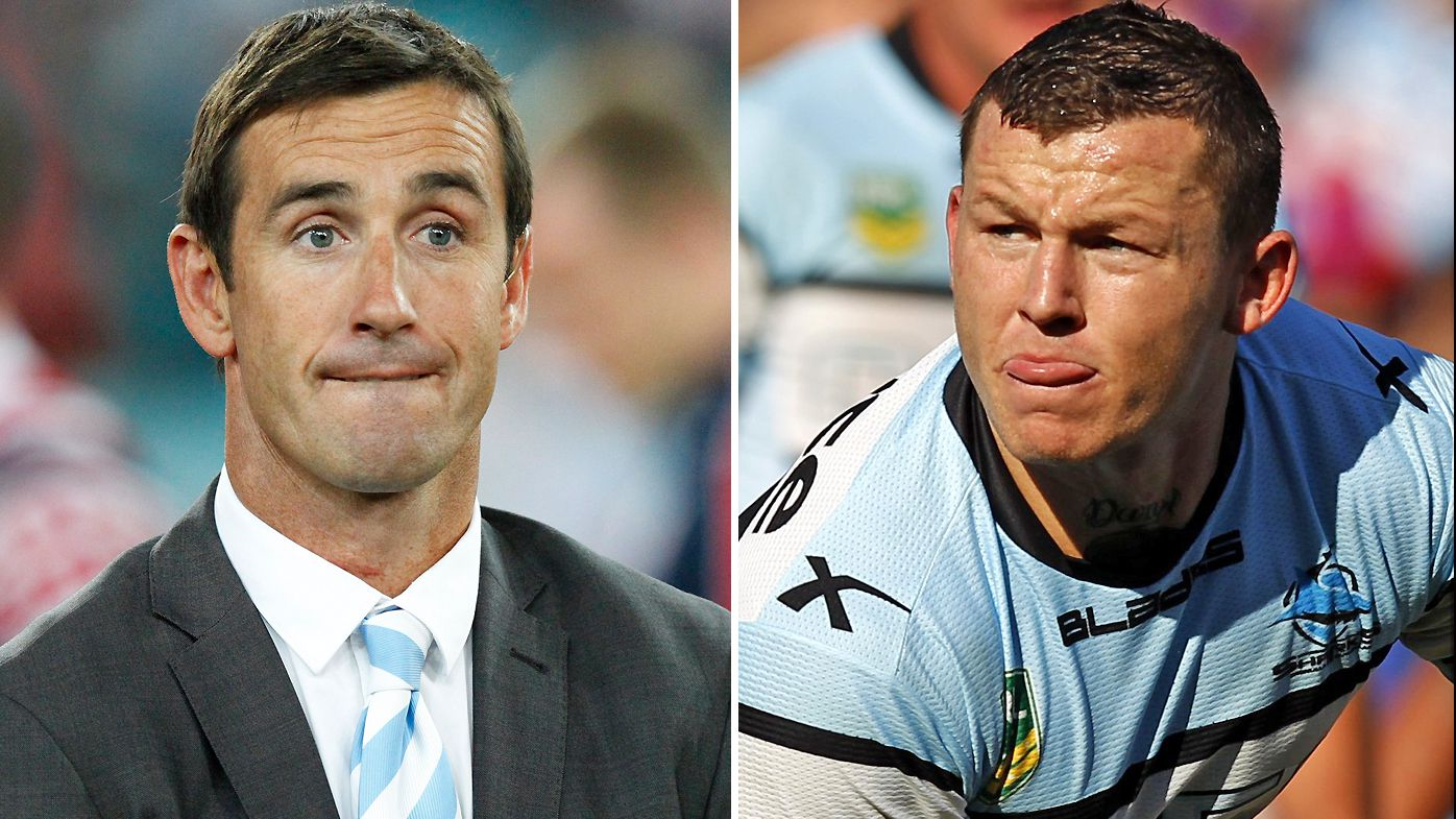 Andrew Johns and Todd Carney