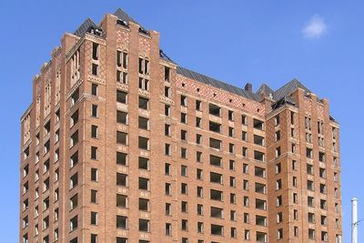<strong>Lee Plaza Hotel, Detroit, Michigan</strong>
