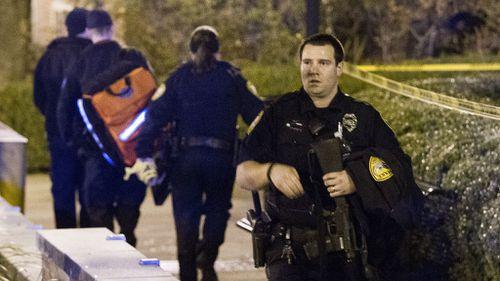 Gunman shot dead, three students wounded at Florida university