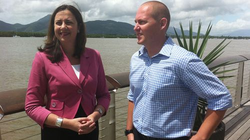 Treasurer Curtis Pitt rejects idea of a separate north Queensland state