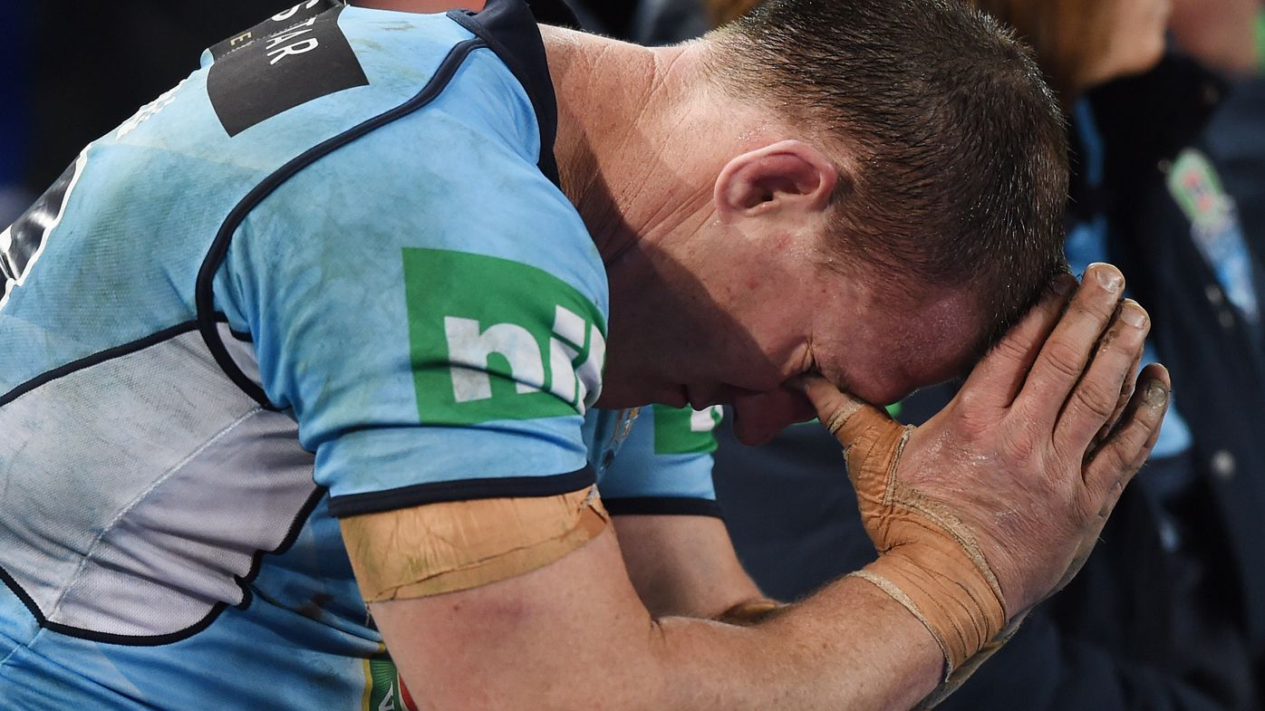 Paul Gallen recalls classic State Of Origin stitch up