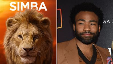 Donald Glover in The Lion King