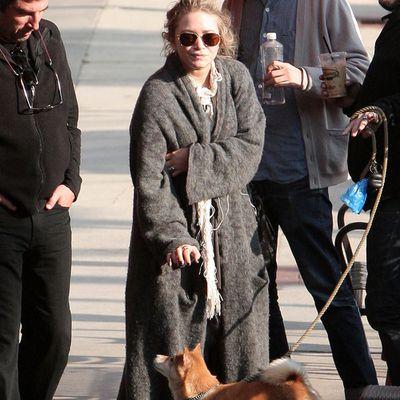 <p>Hobo Mary-Kate Olsen</p>